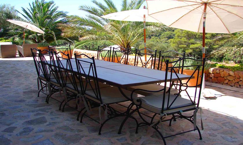 Terrasse Exklusive Finca Mallorca PM 650