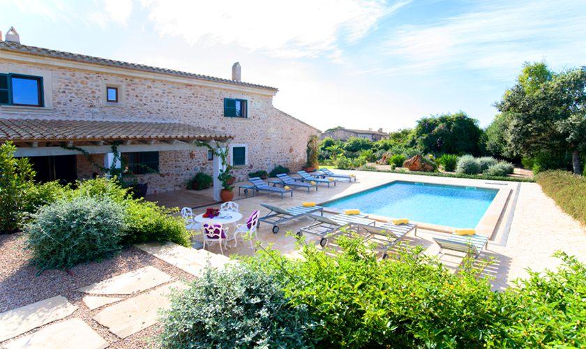 Pool und Finca Mallorca 10 Personen PM 6521