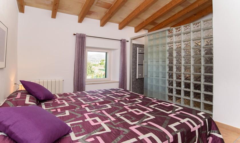 Schlafzimmer Finca Mallorca Südosten PM 6521