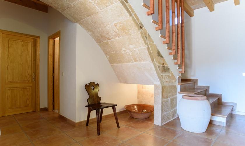 Eingangsbereich Finca Mallorca 10 Personen PM 6521