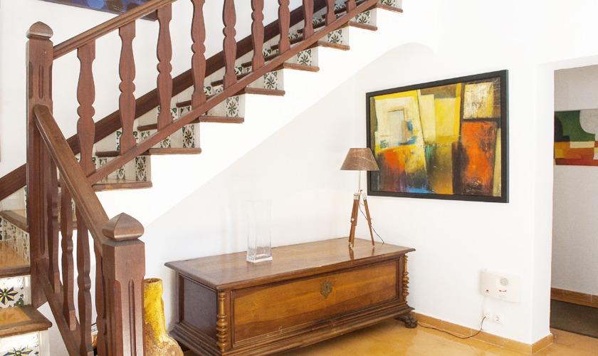 Treppe Ferienvilla Mallorca 8 Personen PM 6522