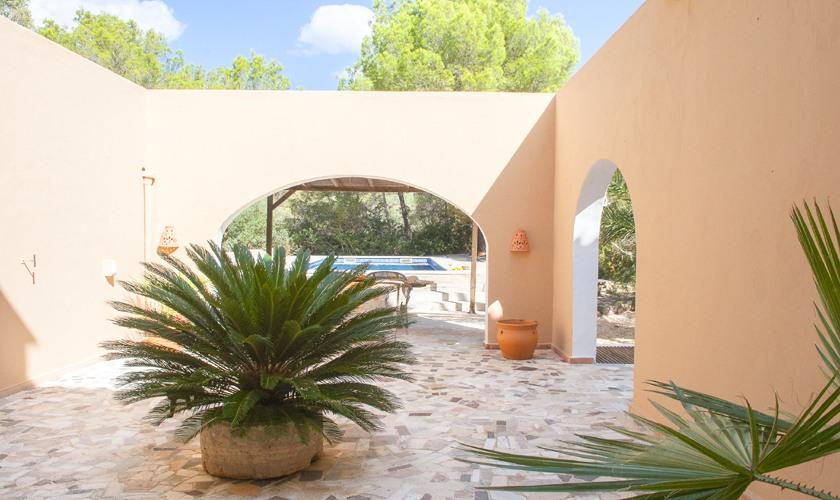 Patio Villa Mallorca 8 Personen PM 6522