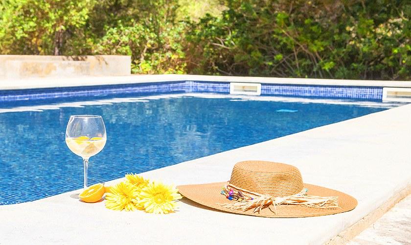 Pool Ferienvilla Mallorca 8 Personen PM 6522