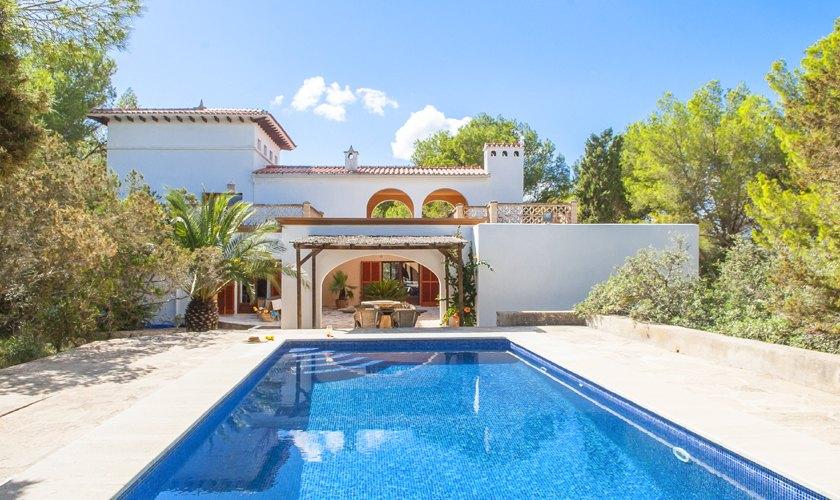 Pool und Villa Mallorca 8 Personen PM 6522