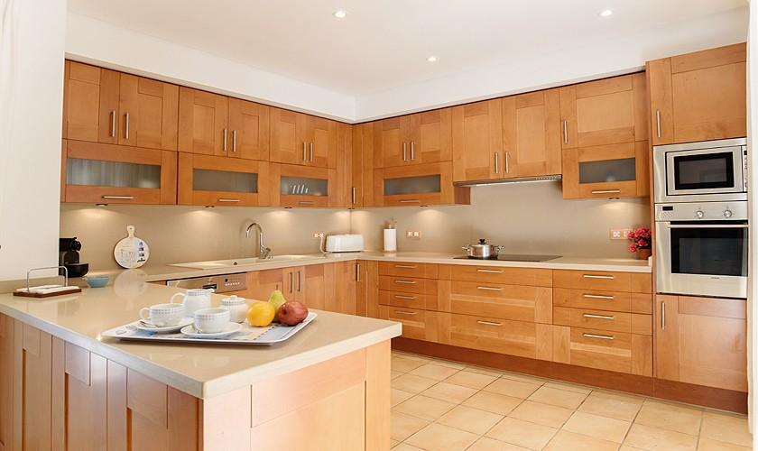 Küche Ferienhaus Mallorca 8 Personen PM 6523