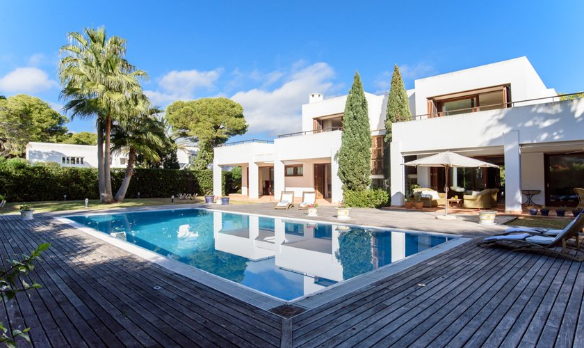 Pool und Ferienhaus Mallorca 8 Personen PM 6523