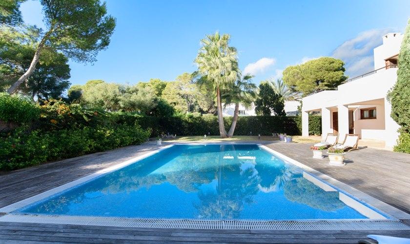 Pool und Ferienvilla Mallorca 8 Personen PM 6523