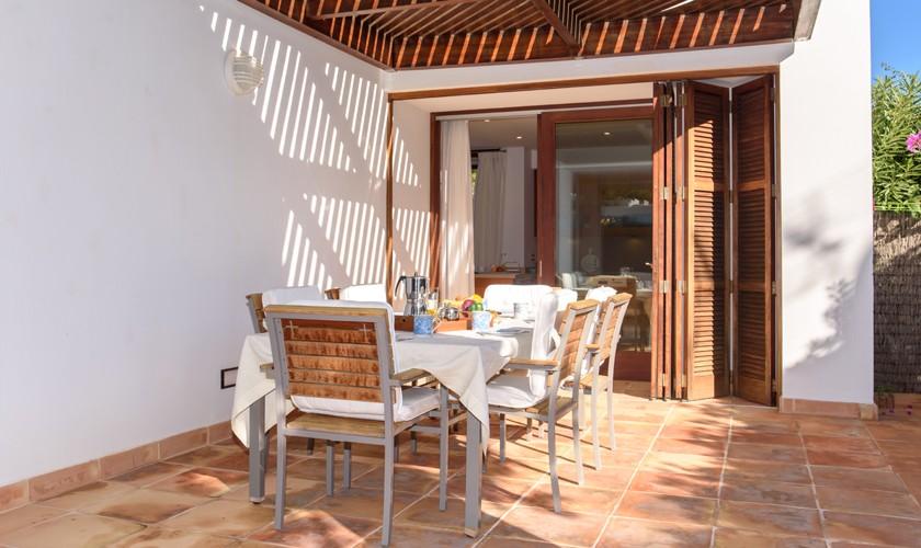 Terrasse Ferienhaus Mallorca 8 Personen PM 6523