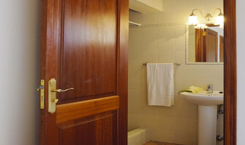 Badezimmer Finca Mallorca 14 Personen PM 6525