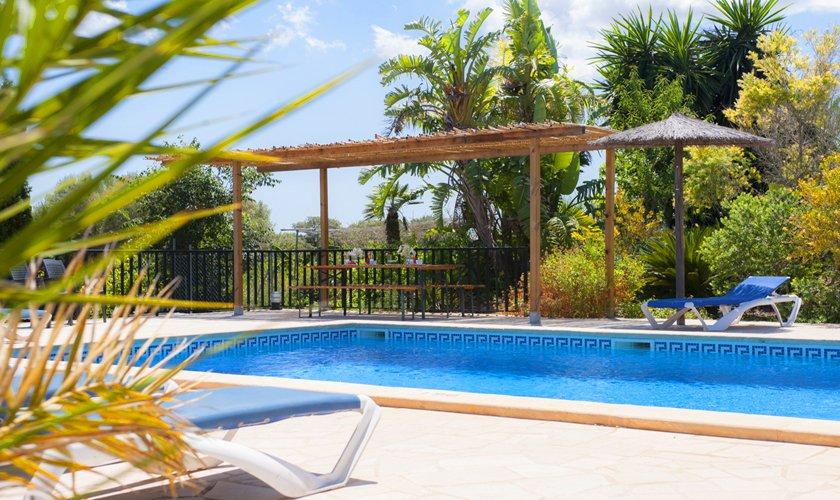 Pool Finca Mallorca 14 Personen PM 6525
