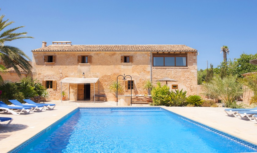 Pool und große Finca Mallorca 14 Personen PM 6525
