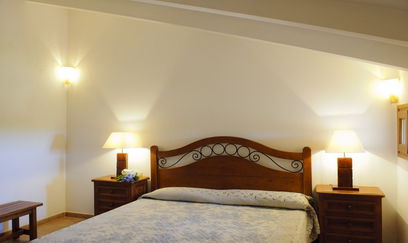 Schlafzimmer Finca Mallorca 14 Personen PM 6525