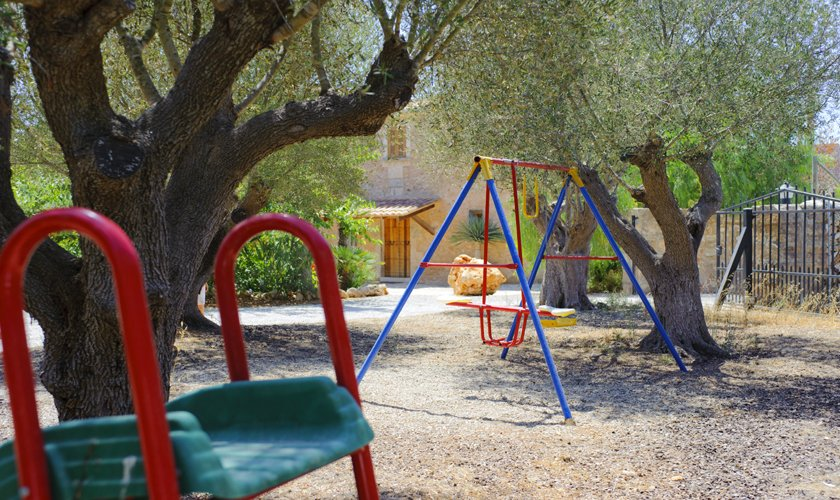 Spielplatz Finca Mallorca 14 Personen PM 6525