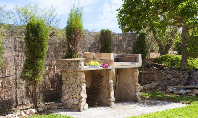 Barbecue Finca Mallorca 8 Personen PM 6526