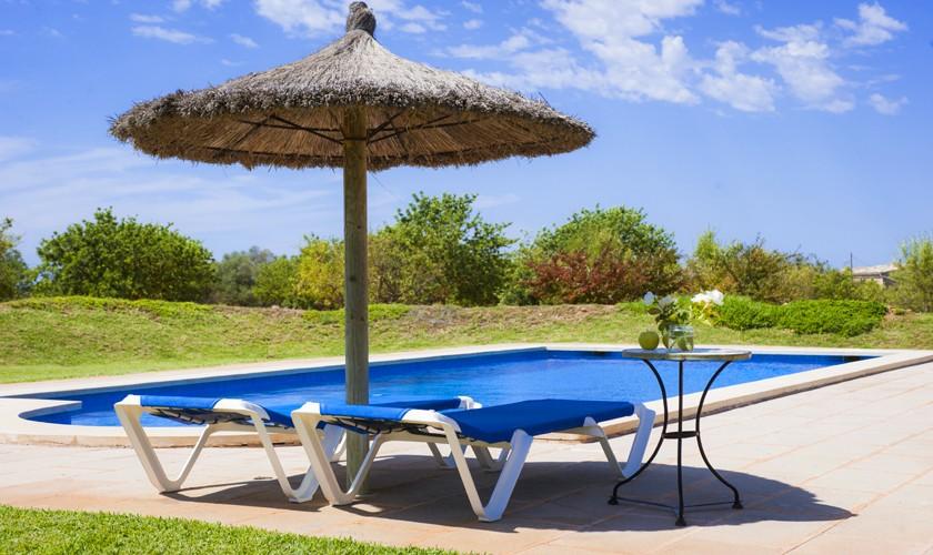 Pool Finca Mallorca 8 Personen PM 6526