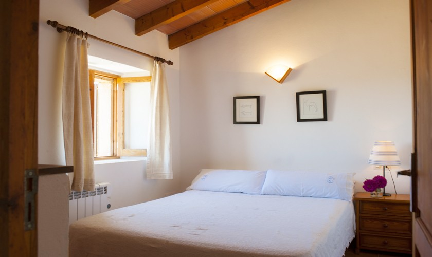 Schlafzimmer Finca Mallorca 8 Personen PM 6526