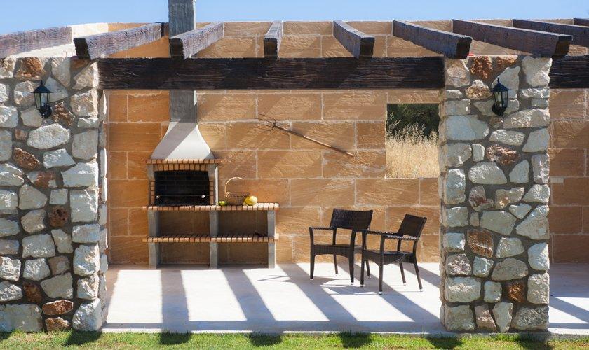 Barbecue Finca Mallorca 6 Personen PM 6527