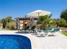 Poolblick Ferienfinca Mallorca 6 Personen PM 6527