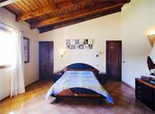 Schlafzimmer Finca Mallorca mit Pool PM 6527