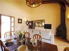 Wohnraum Finca Mallorca mit Pool PM 6527