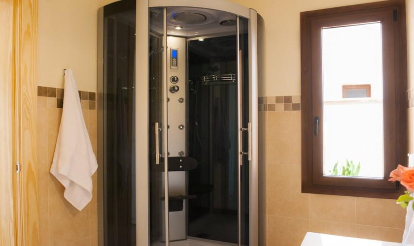 Badezimmer Finca Mallorca Südosten PM 6528