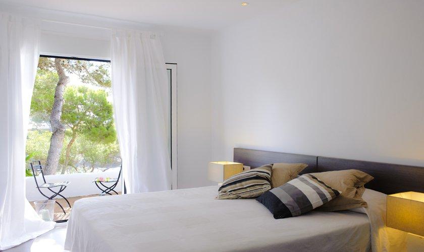 Schlafzimmer Ferienhaus Mallorca Südosten PM 6529
