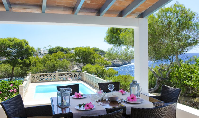 Pool und Ferienhaus Mallorca Südosten PM 6529