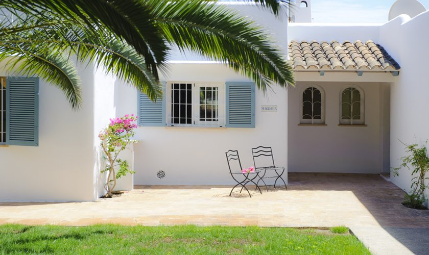 Rasen und Ferienhaus Mallorca Südosten PM 6529