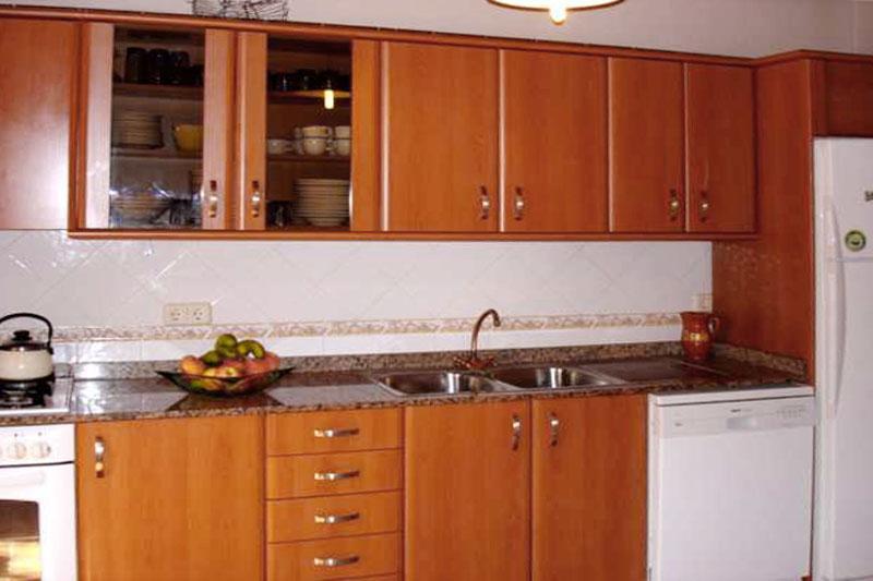 Küche Ferienfinca Mallorca Südosten für 8 Personen PM 652