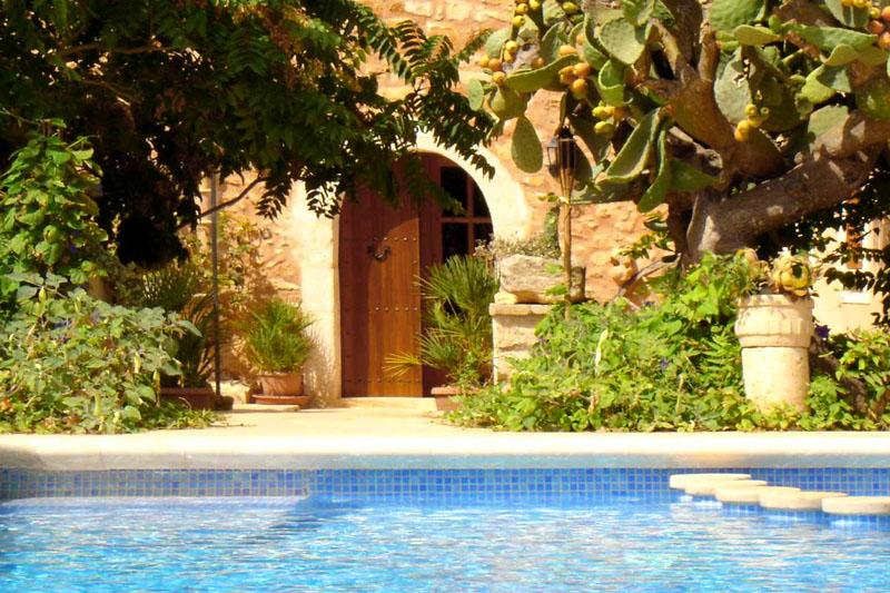 Pool und Finca Mallorca Südosten PM 652