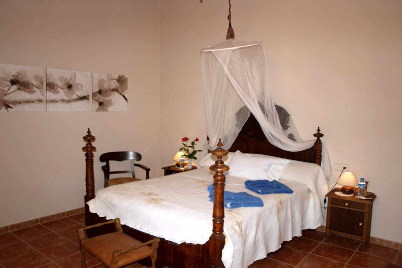 Schlafzimmer Finca Mallorca Südosten für 8 Personen PM 652