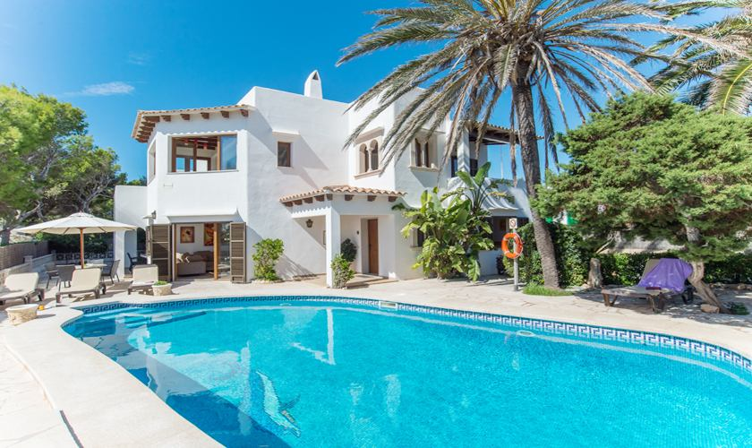 Pool und Ferienhaus Mallorca Strandnähe PM 6530