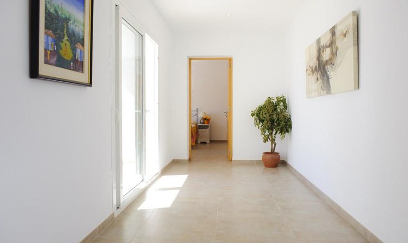 Flur Ferienvilla Mallorca Cala d´ Or PM 6531