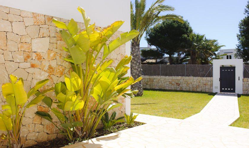 Garten Ferienvilla Mallorca Cala d´ Or PM 6531