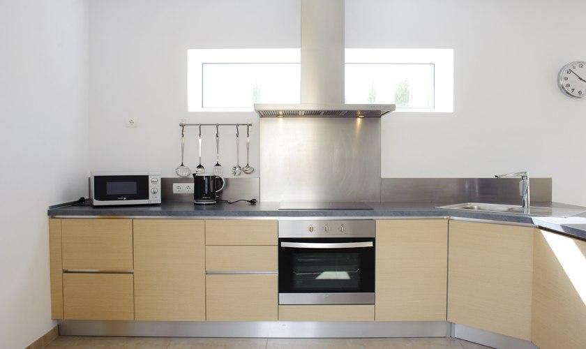 Küche Ferienvilla Mallorca Cala d´ Or PM 6531