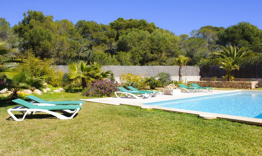 Pool Villa Mallorca Cala d´ Or PM 6531