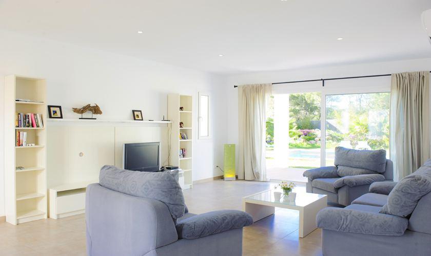 Wohnraum Villa Mallorca Cala d´ Or PM 6531