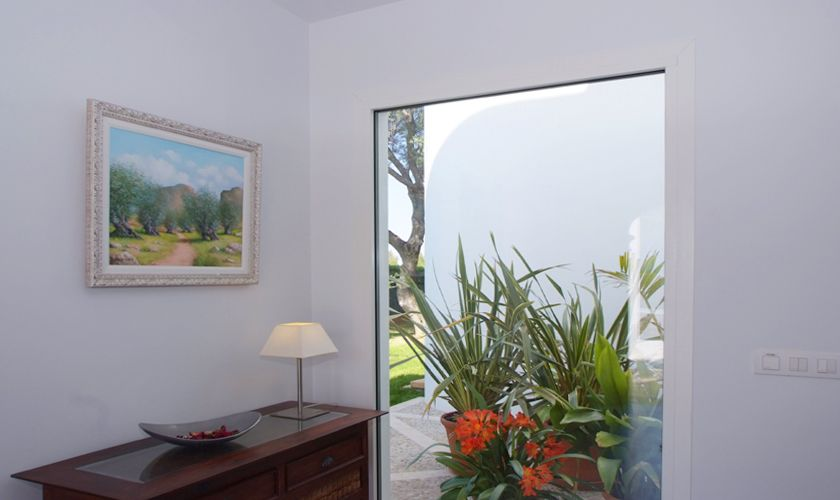Flur Ferienhaus Mallorca Cala d´Or PM 6532
