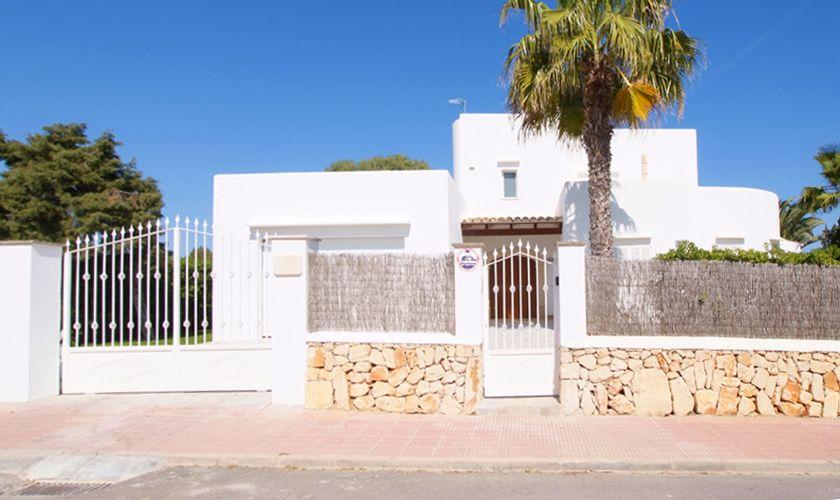 Front Ferienhaus Mallorca Cala d´Or PM 6532