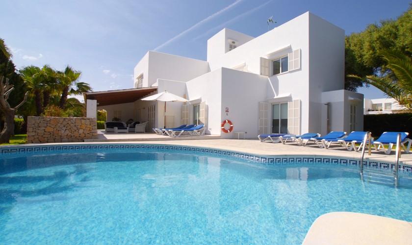 Pool und Ferienhaus Mallorca Cala d´Or PM 6532