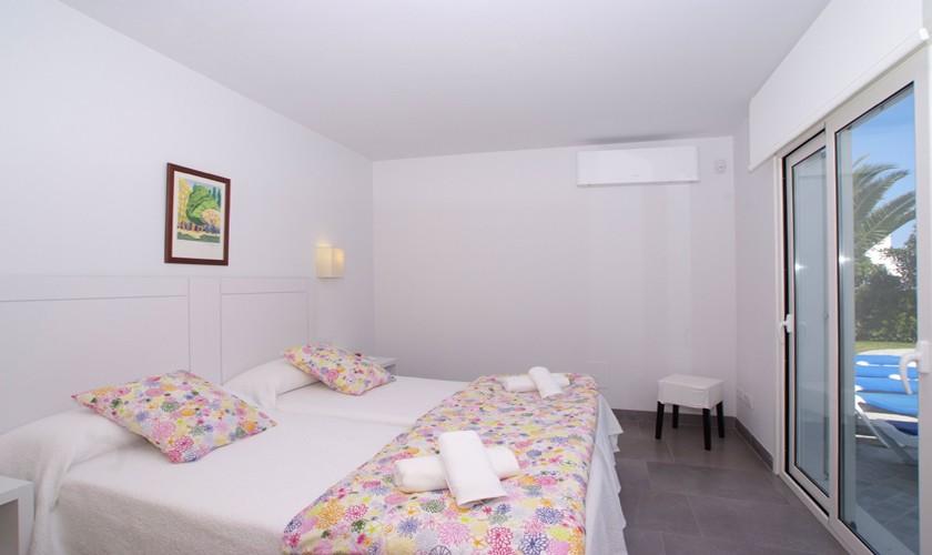 Schlafzimmer Ferienhaus Mallorca Cala d´Or PM 6532
