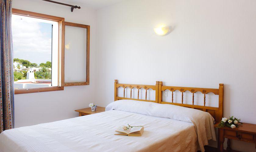Schlafzimmer Ferienhaus mit Pool Cala D'or Internet 10 Personen PM 6533