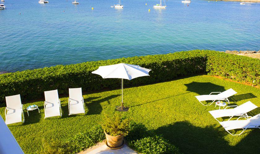 Garten und Meerblick Villa Mallorca PM 6534
