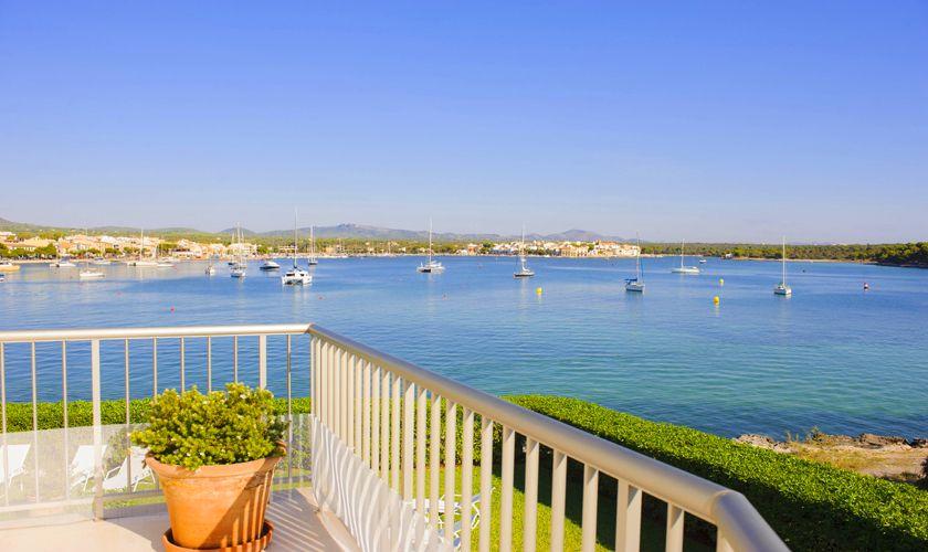 Meerblick Villa Mallorca Portocolom PM 6534