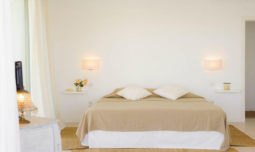 Schlafzimmer Villa Mallorca mit Meerblick PM 6534