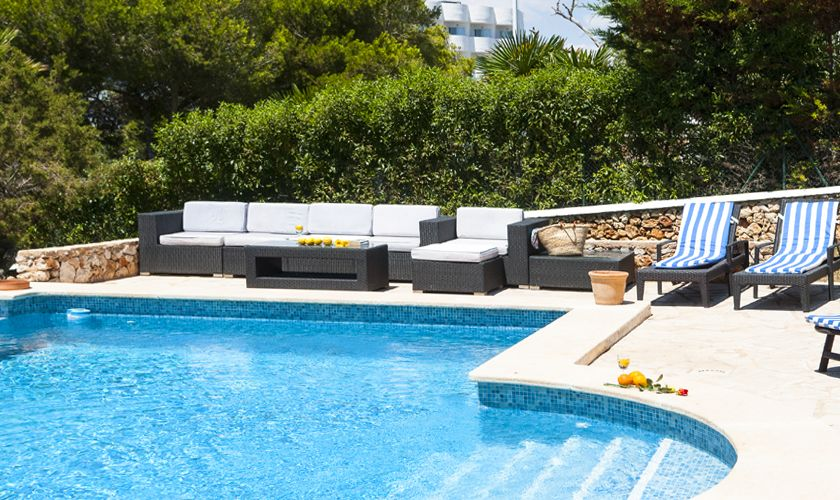 Poolblick Ferienvilla Mallorca PM 6536