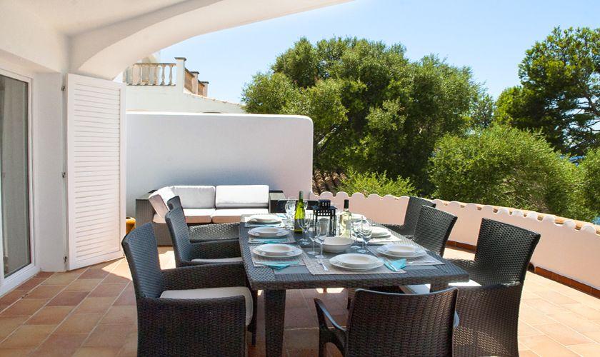Terrasse Ferienvilla Mallorca PM 6536