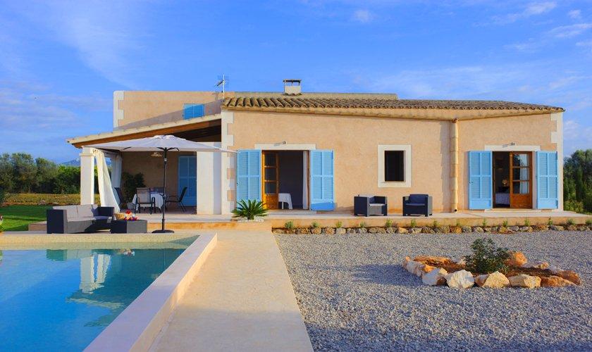 Pool und Finca Mallorca 4 Personen PM 6537