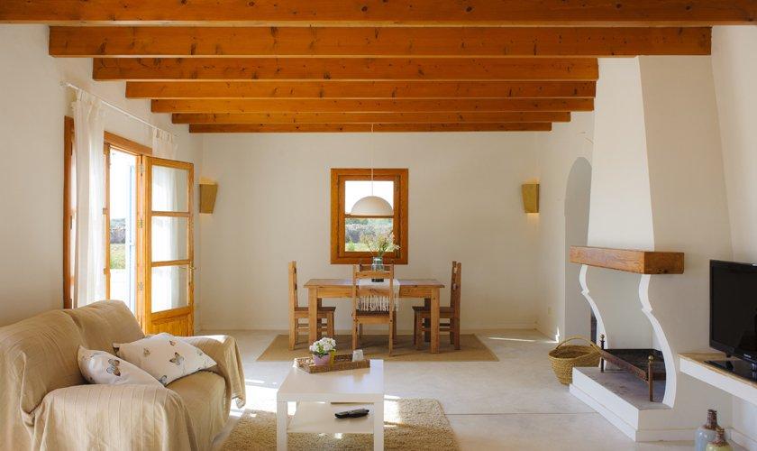Wohnraum Finca Mallorca 4 Personen PM 6537