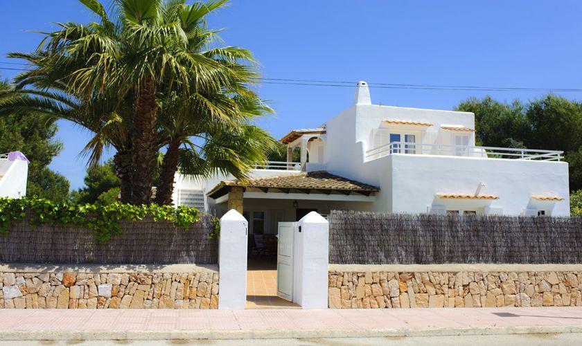 Front Ferienhaus Mallorca Cala d`Or PM 6538